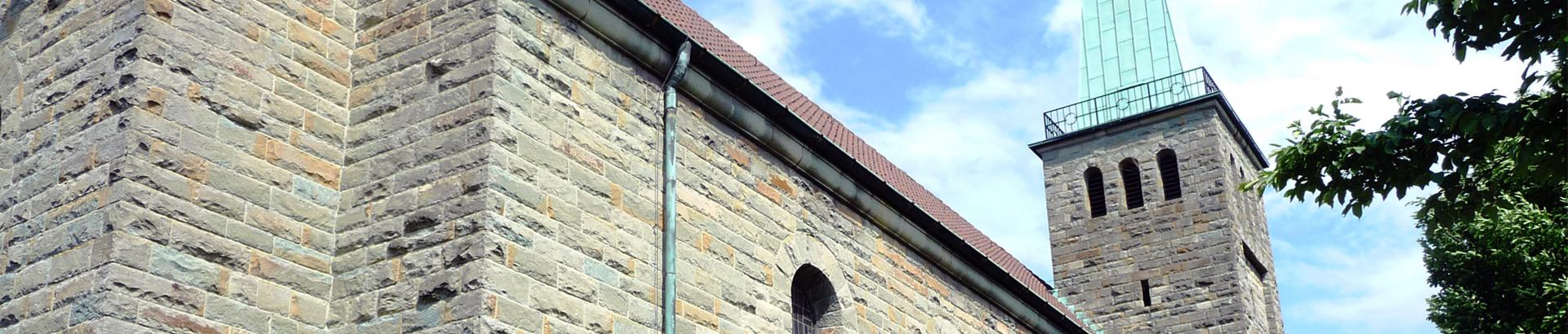 Header Christuskirche Dülmen