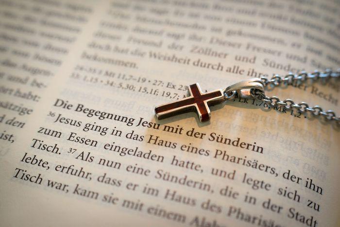 Bild: Bibel