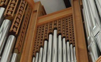 Bild: Orgel in der Christuskirche
