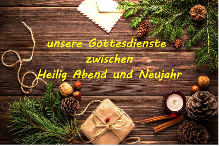Bild: Weihnachtsgrüße