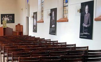 Bild: Blick in die Kirche